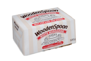 Margarine White WoodenSpoon 30 x 500g